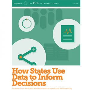 The Data as a Strategic Asset project at The Pew Charitable Trusts
